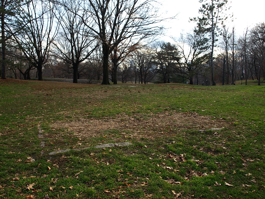 Foundation in Central Park and SE