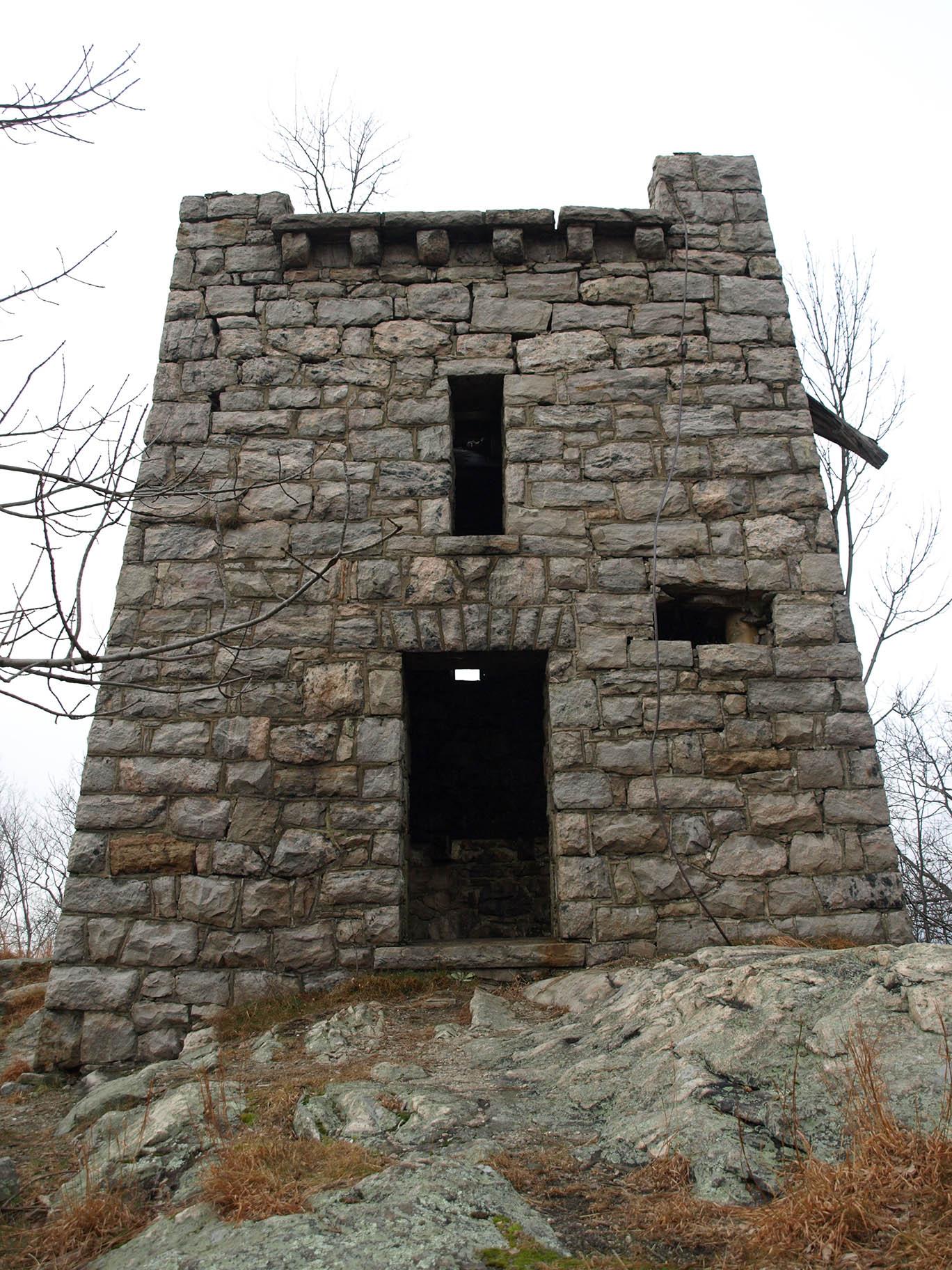 Van Slyke Tower