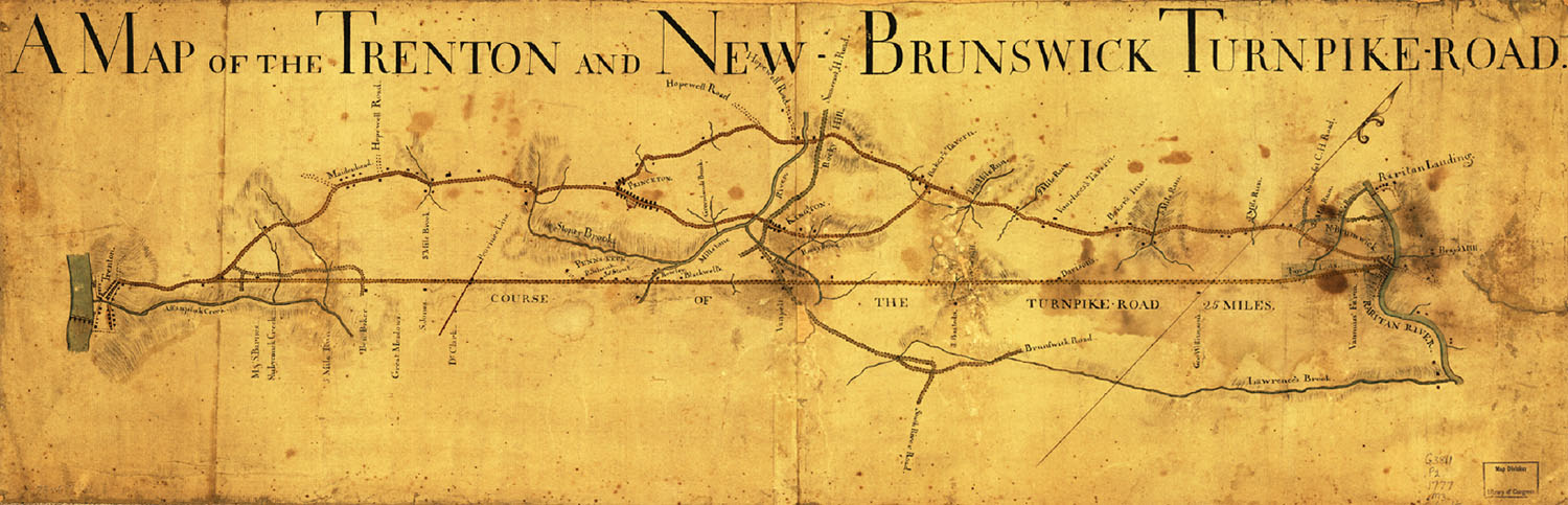trenton-new-brunswick-turnpike-1800s