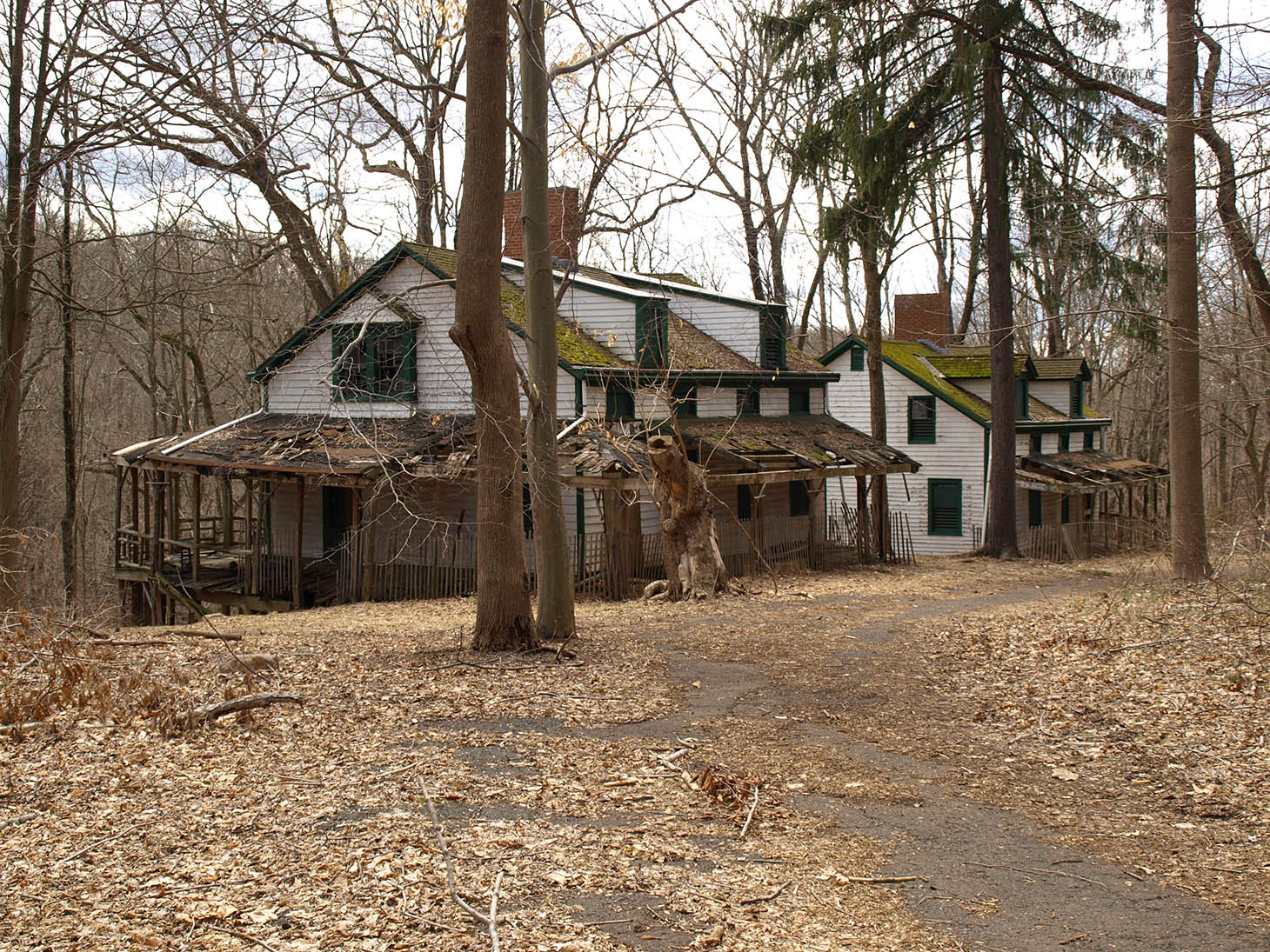 Feltville Ruins