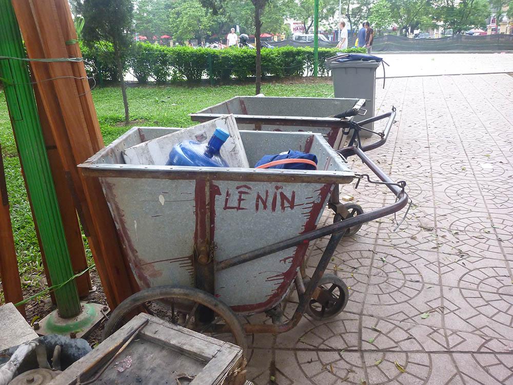 lenin-garbage