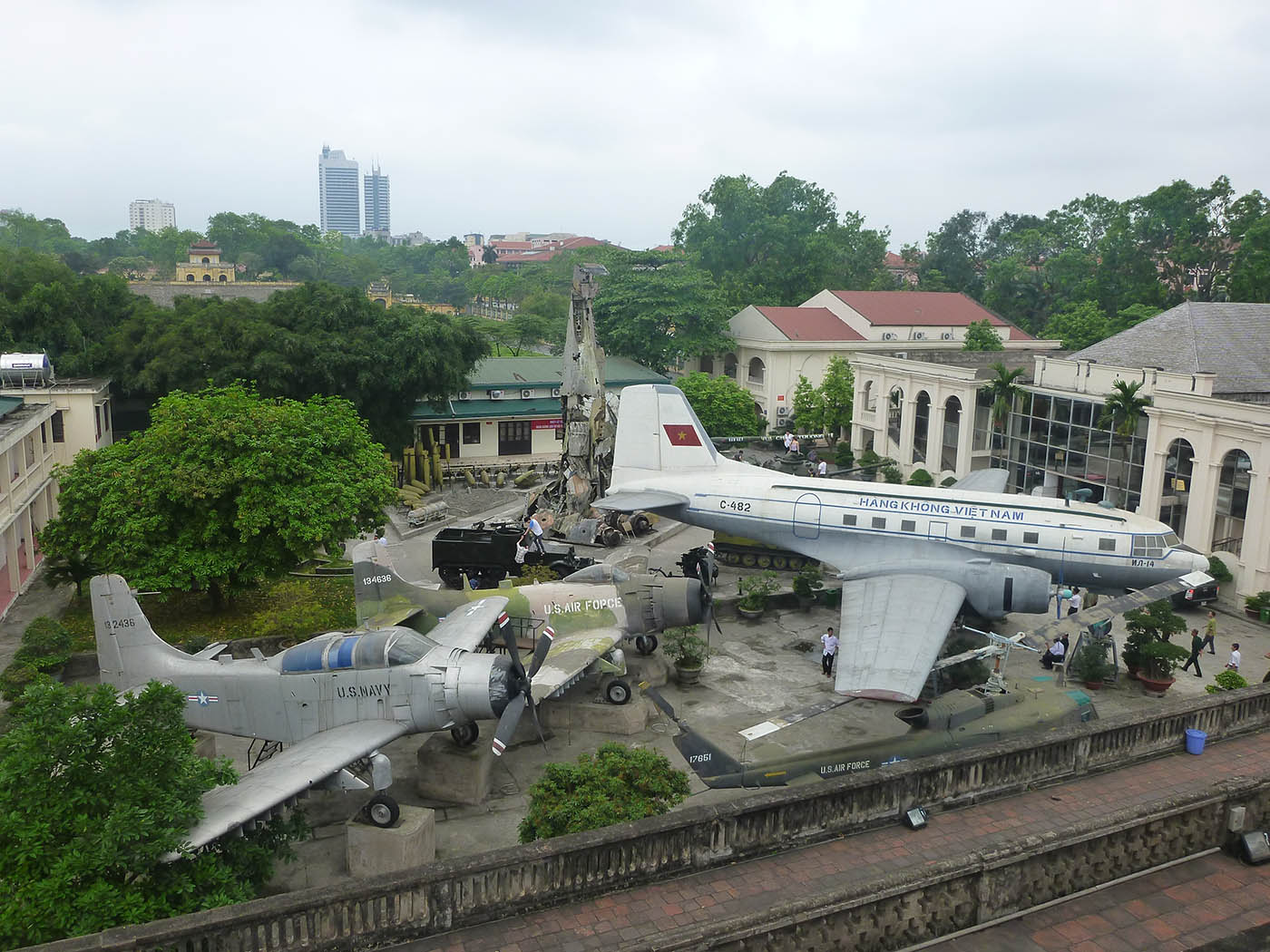 planes-military-museum