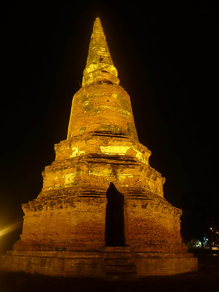 ayutthaya-night